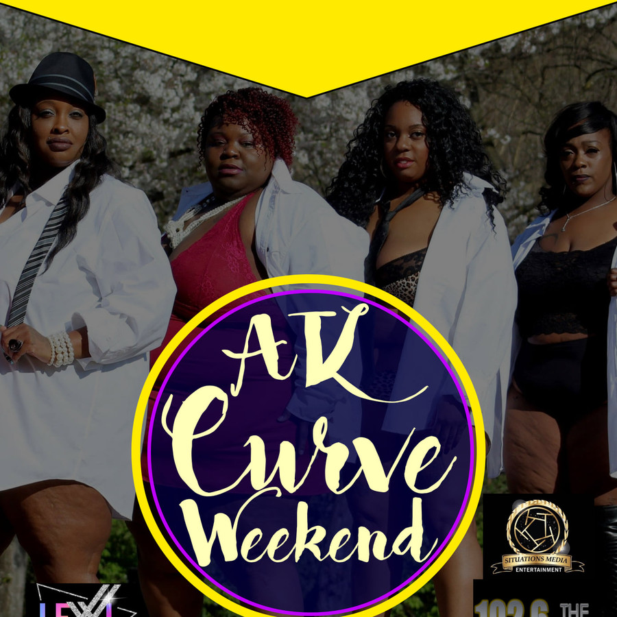 ATL Curve Weekend Official Flyer