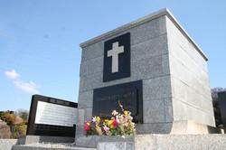 2005年 横浜霊園の納骨堂