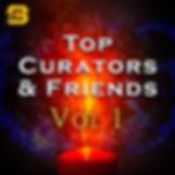 Top Curators & Friends - Vol 1