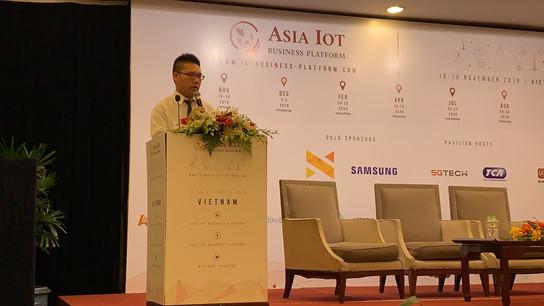 2019 越南 AT&IoT 展