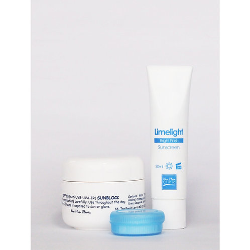 Limelight Sunscreen for Oily, Combination Skin