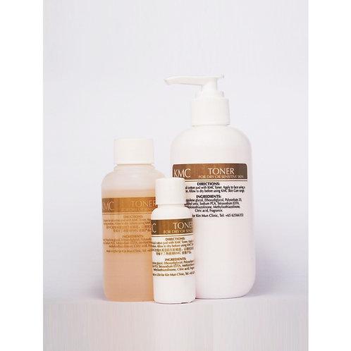 Toner for Non-oily (Dry), Sensitive Skin, Anti-ageing