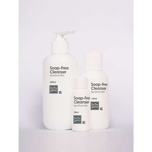 Soap-Free Cleanser for Very Dry, Sensitive Skin