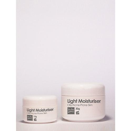 Light Moisturiser, Oily, Combination Skin