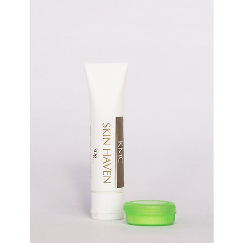 Skin Haven Sunscreen (white), Light Texture, Oily/Combination Skin