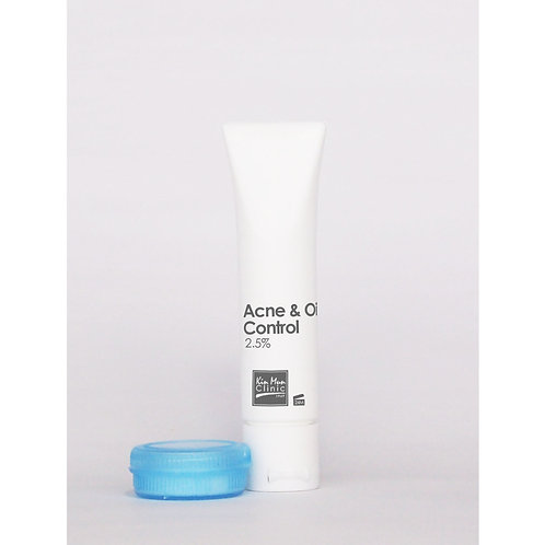 Acne & Oil Prevention 2.5%, Very Sensitive Skin