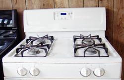White Gas Stove $250