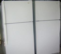 White Refrigerators $295