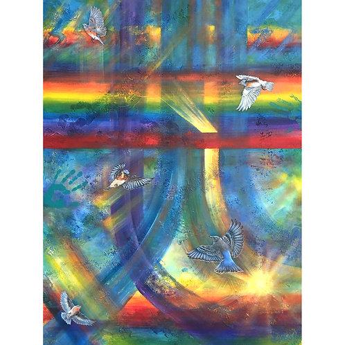 Over the Rainbow II