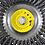 Thumbnail: Escova Aço Rotativa P/ Roçadeira Furo 1 C/ Redução P/ 20mm Toyama - 15042