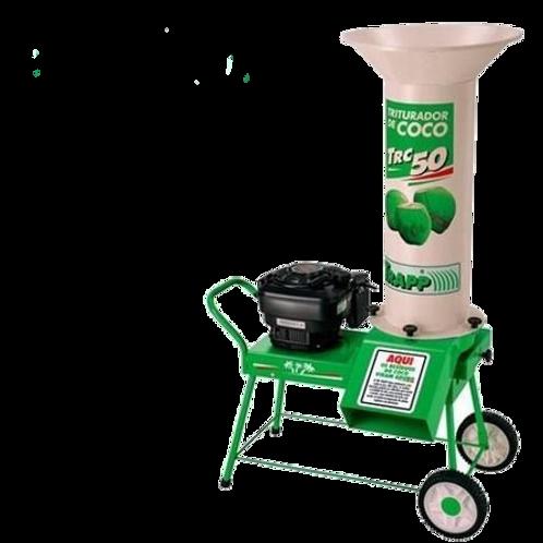 Triturador de Coco TRC50 com motor 8,5 hp Trapp