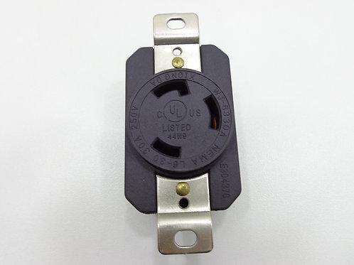 Tomada Femea 3p T 30a / Gerador Gasolina Tg (2800/4000/6500