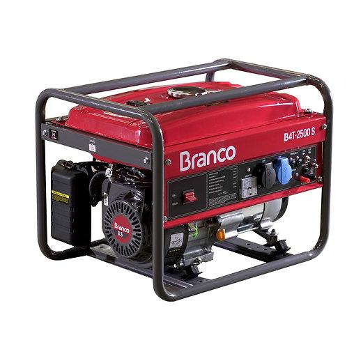 GERADOR GASOLINA BRANCO B4T2500S - 14633