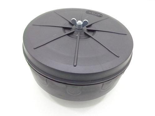 Filtro De Ar 1 Pol. (plastico) Rosca / Compressor - 61631