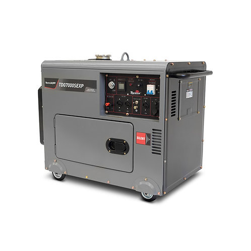 Gerador Diesel Toyama TDG7000 SEXP