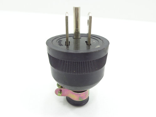 Plugue Macho 3 Pinos / Gerador Gasolina Tg-2800cx- 57734