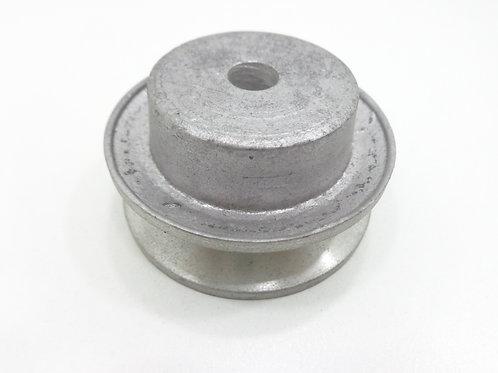 Polia De Aluminio 65 Mm 1b / Polia Para 1 Correia - 62799