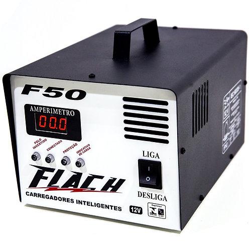 CARREGADOR BATERIA FLACH F50 110/220V - 13725