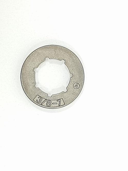 """COROA 3/8"""" X 7 DENTES MOTOSSERRA TOYAMA MT53 / MT46 - 56706"""