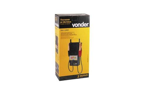 Teste de Bateria e Alternador TBV 1000 Vonder - 11966