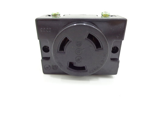 Tomada 3 Pinos Femea /Gerador Diesel D2500 /D6500