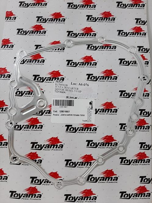 Junta Do Carter Motor Diesel 5.0 Hp Toyama - 56547