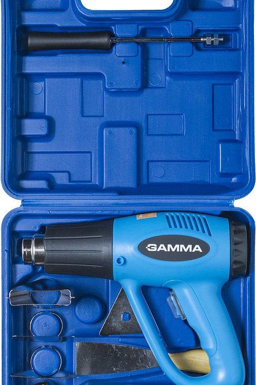 Soprador Termico Gamma ( 127v )com Maleta E Acessórios 1500w - 06649