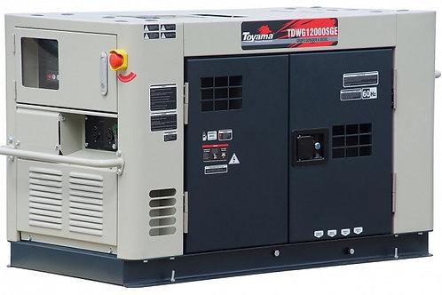 Gerador Diesel Toyama TDWG12000SGE