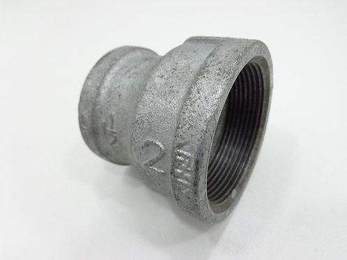 Luva Redução Tipo 130r Rosca Femea 2 X 1.1/2 Rf - 00864