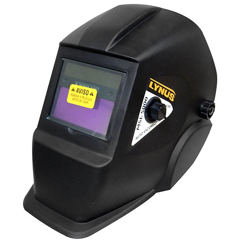 MASCARA SOLDA AUTOMATICA LYNUS MSL5000 C/REG - 12228