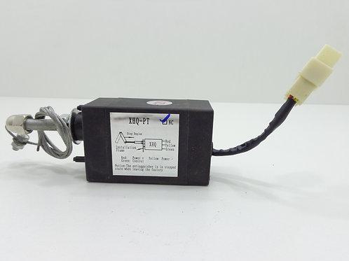 Acionador Eletromecanico / Gerador Diesel Td25sge Toyama
