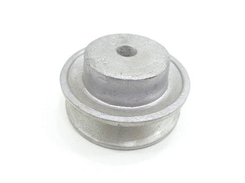 Polia De Aluminio 70 Mm 1b /polia Para 1 Correia - 62800