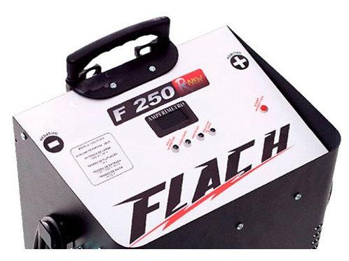 Carregador Bateria C/ Aux. Partida F250 Flach - 10211