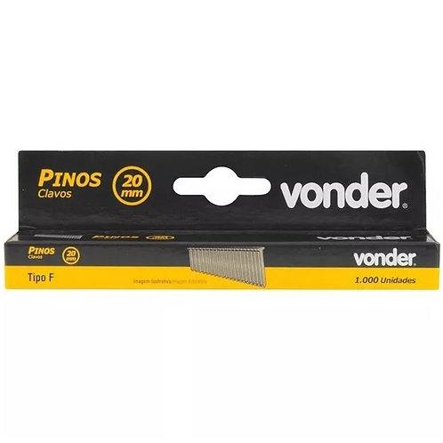 Pino Pinador 25mm c/ 1000pçs Vonder GPE 916  - 11945