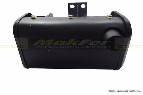 Escapamento(descarga) Motor Diesel 5hp Original Toyama - 58373