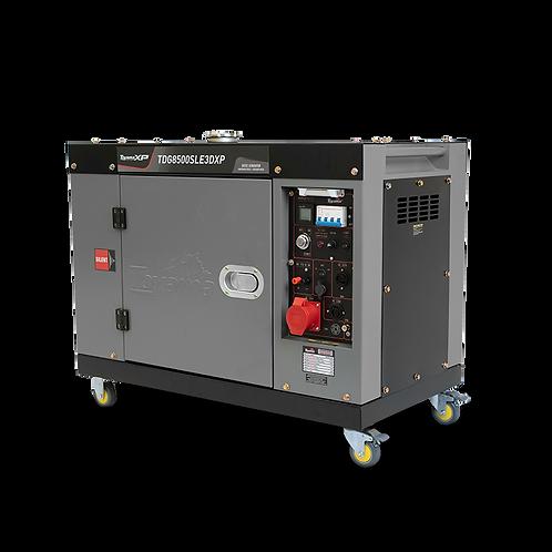 Gerador Diesel Toyama TDG 8500 SLE3DXP