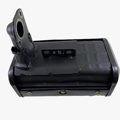 ESCAPAMENTO MOTOR DIESEL TDE120XP TOYAMA - 15422