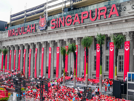 SINGAPORE'S 56th NATIONAL DAY