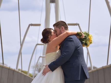 Mr. & Mrs. Brown