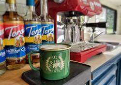 coffee wagon latte