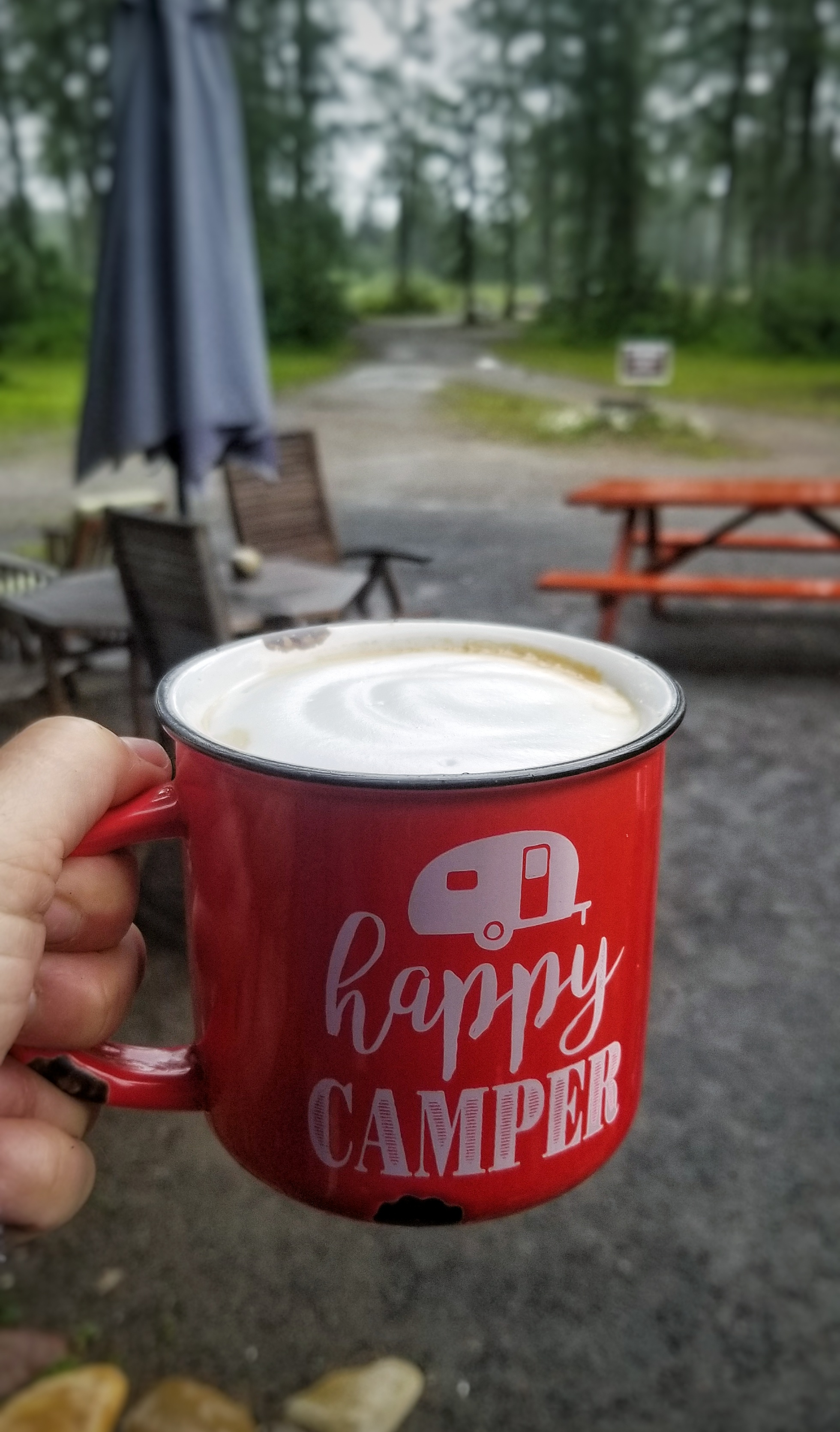 campground latte