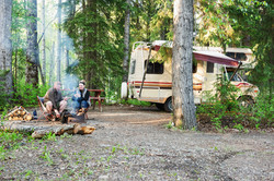 best camping for couples