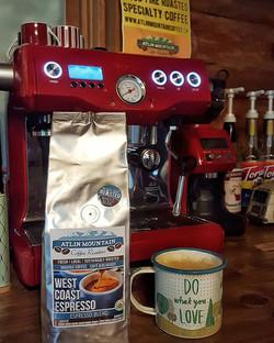 Organic Coffee from Atlin