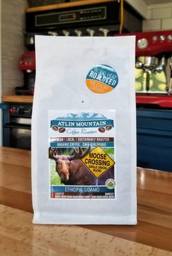 Moose Crossing coffee
