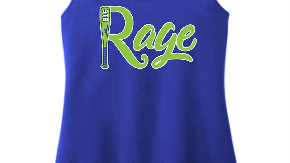 Rage Cotton Racerback