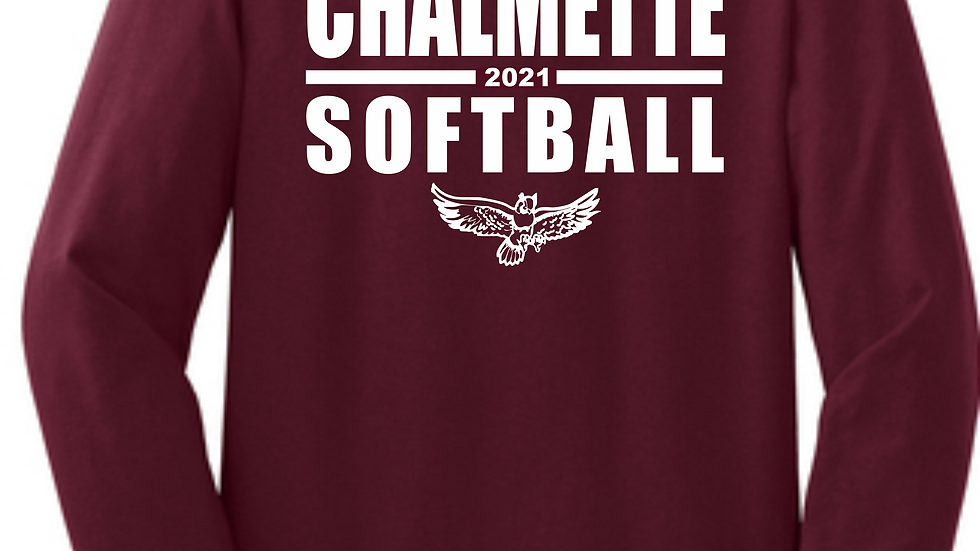 CHS Softball Long Sleeve Tee
