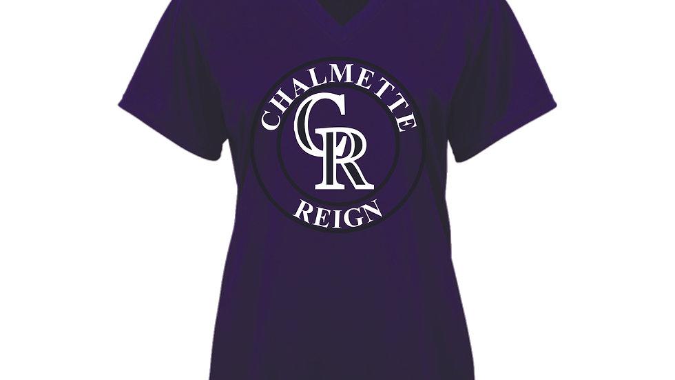 Chalmette Reign Drifit V-Neck