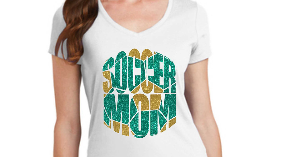 Soccer Mom V-Necks