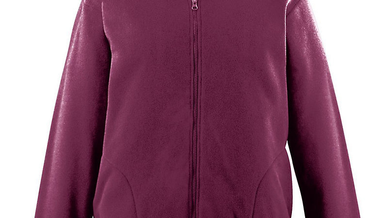 Maroon Fleece