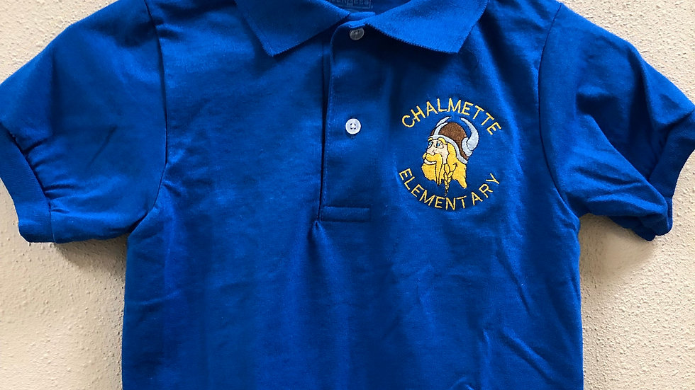 Chalmette Elementary Polo